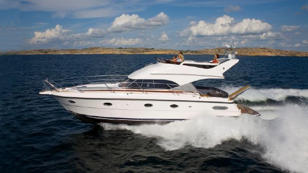 Nord West 420 Flybridge