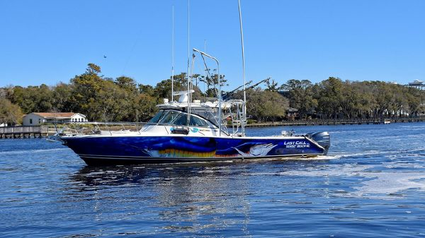 Pursuit 3480 Drummond Island Sportfish