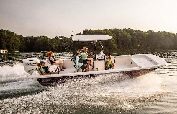 2021 Carolina Skiff 25 LS