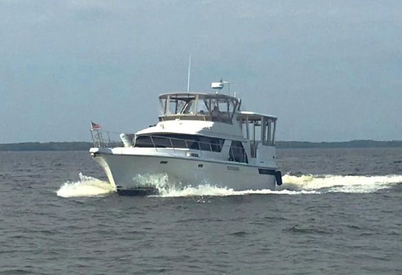Carver 440 Aft Cabin Motor Yacht - main image