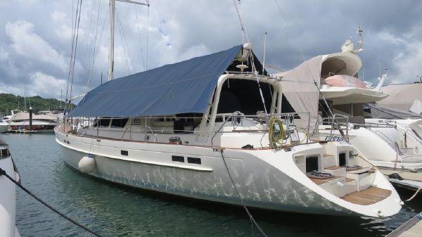 Lien Hwa Custom 72' Motor Sailer