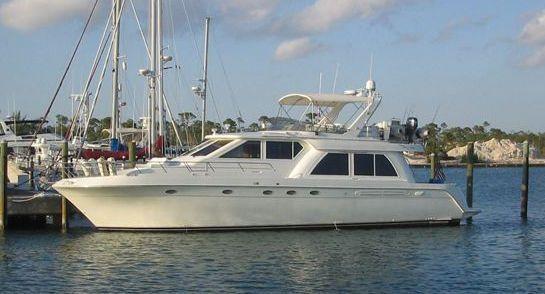 1999 Navigator Pilothouse Motor Yacht 58' Navigator Pilothouse