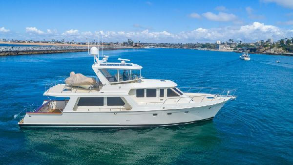 Offshore Pilothouse Profile