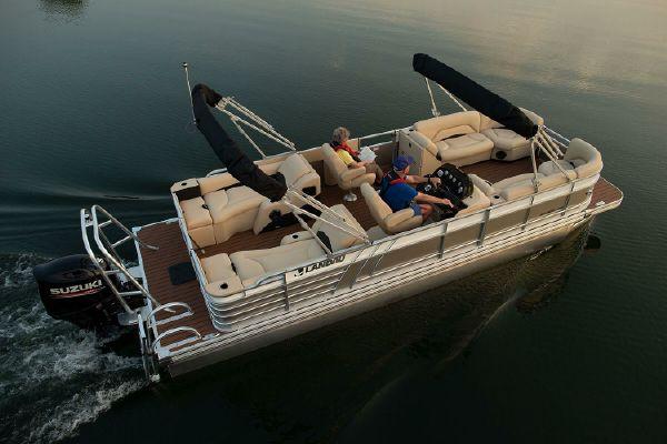 Landau Atlantis 250 Cruise Split Rear Lounge - main image