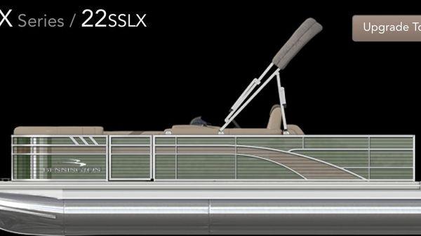 Bennington 22 SSLX