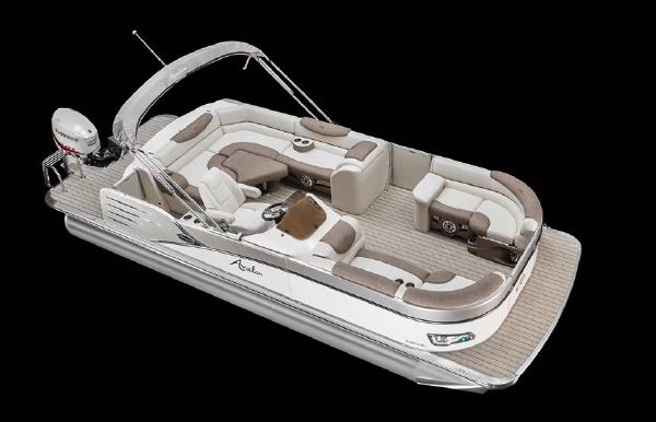 2019 Avalon Catalina Rear J Lounge - 25'