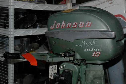 Johnson Qd-15 Sea-Horse Tiller image