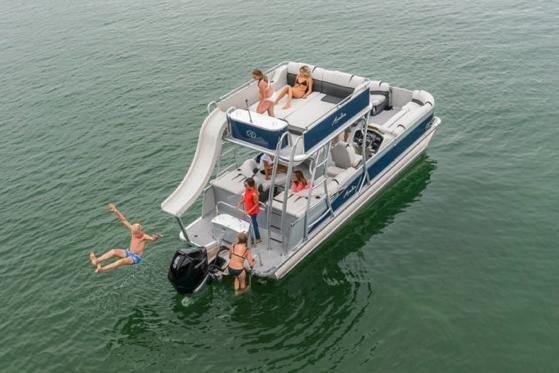 2021 Avalon Catalina Platinum Cruise Funship - 27'