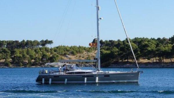 Jeanneau 57 Jeanneau 57 Yachting 2000