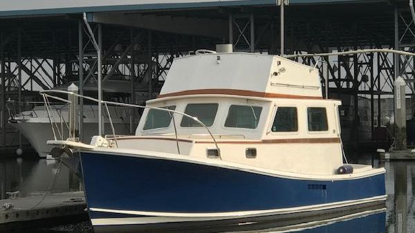 Custom MDI Boatworks Downeast 32