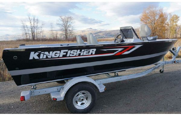 2020 KingFisher 1825 Warrior SC