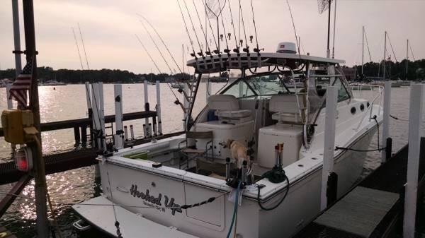 Wellcraft 330 Coastal
