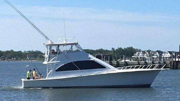 Ocean Yachts 52 Super Sport WITH SEAKEEPER