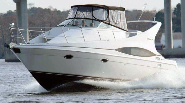 Carver 350 Mariner 1998 Carver 350 Sister Ship