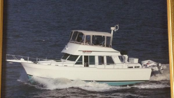 Mainship Aft Cabin Trawler