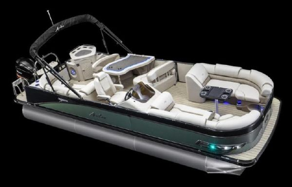 2021 Avalon Catalina Platinum Entertainer - 27'