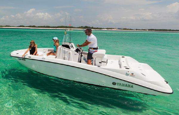 2018 Yamaha Boats 190 FSH