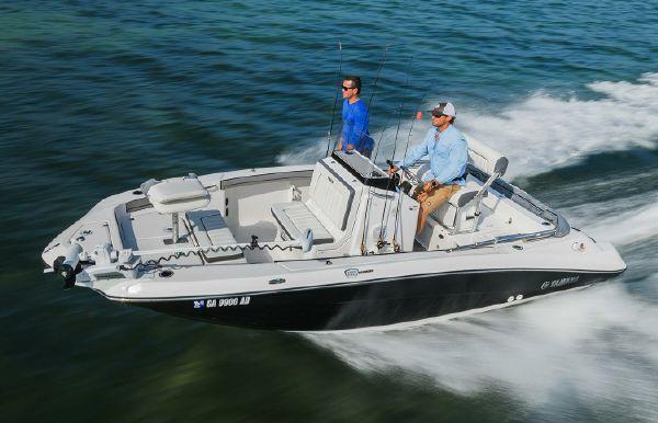 2018 Yamaha Boats 190 FSH Deluxe