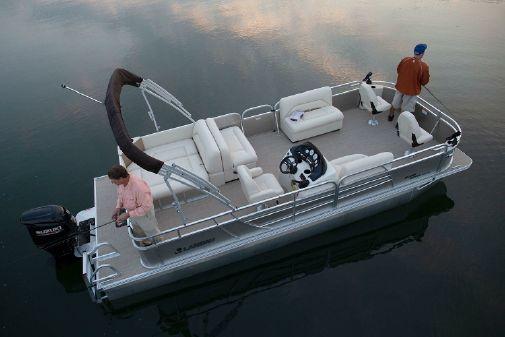 Landau Island Breeze 232 Cruise Rear Lounge image