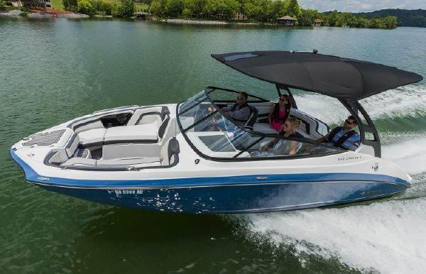 2018 Yamaha Boats 242 Limited S E-Series