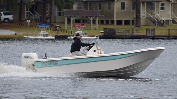 Carolina Skiff 162 JLS