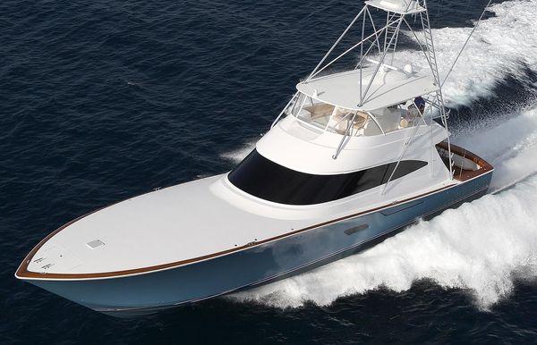2022 Viking 80 Convertible