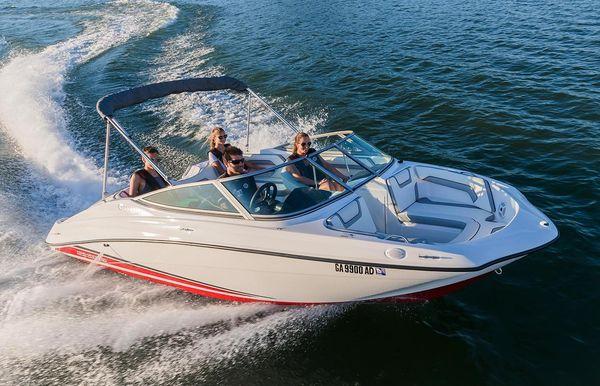 2018 Yamaha Boats SX190