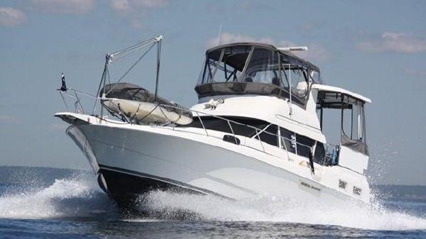 Silverton 34A Motoryacht