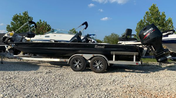 Used Excel 24 Catfish Pro Sc Boats For Sale Heartland