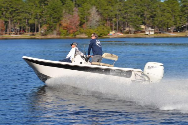 Carolina Skiff 178 JLS - main image