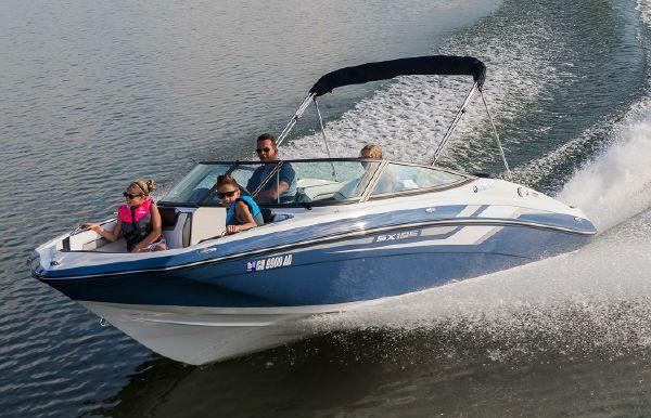 2018 Yamaha Boats SX195