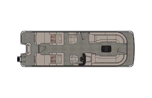 2021 Avalon Catalina Platinum Rear Lounger - 27'