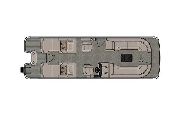 2021 Avalon Catalina Platinum Rear Lounger - 27'
