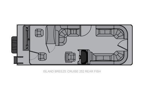 Landau Island Breeze 252 Cruise Rear Fish image