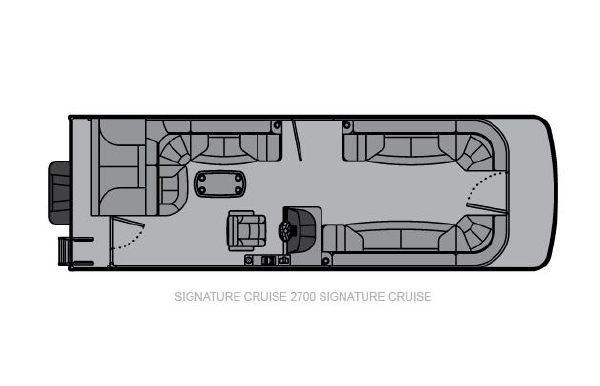 2020 Landau Signature 2700 Cruise