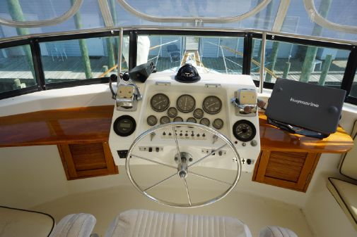 Atlantic 47 Motor Yacht Aft Cabin image