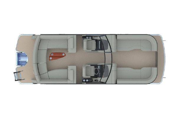 2022 Godfrey AquaPatio 255 ULW