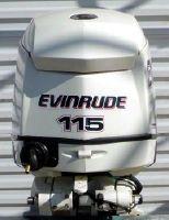 Evinrude 2012 E115DSLIN