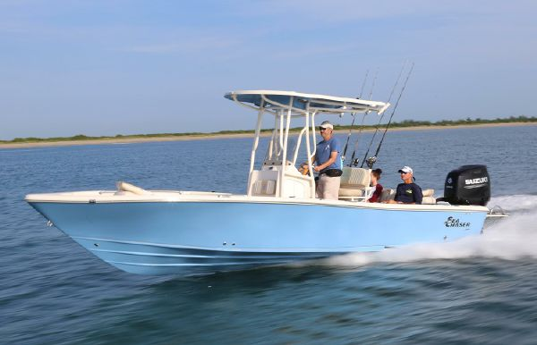 2019 Sea Chaser 23 LX