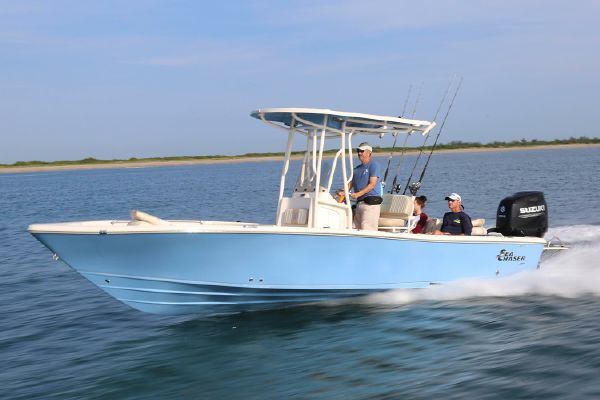 Sea Chaser 23 LX - main image