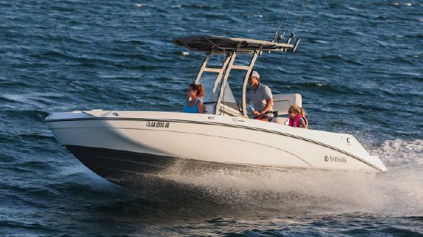 Yamaha Boats 210 FSH Sport Manufacturer Provided Image