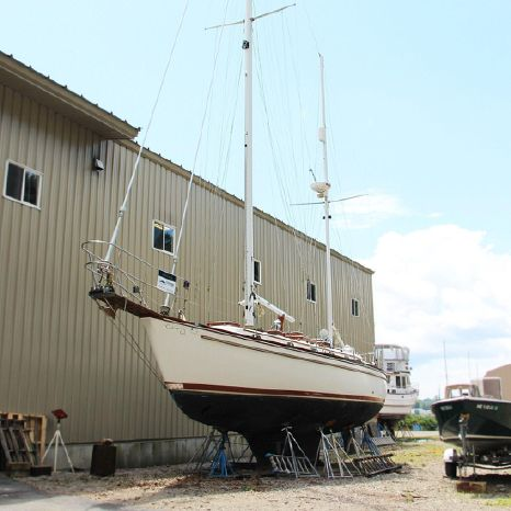 Shannon Yachts for Sale   Boat and Sail Brokerage NE