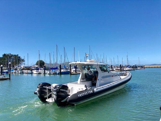 2008 Protector Tauranga 38 San Francisco, California - City Yachts