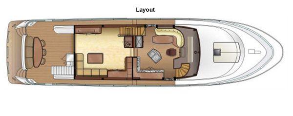 Ocean Alexander Motor Yacht Flybridge image