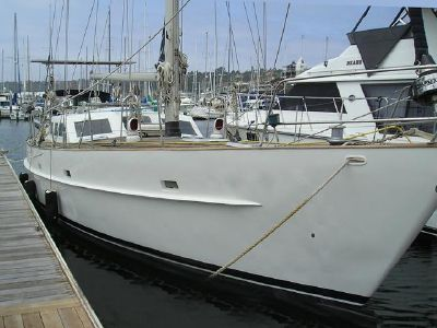 1988 Kanter<span>Custom Atlantic 46</span>