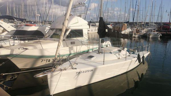 Sailboat Decision 7.5