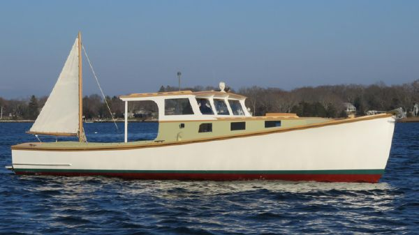 Rockland Boat Company Lobster Boat