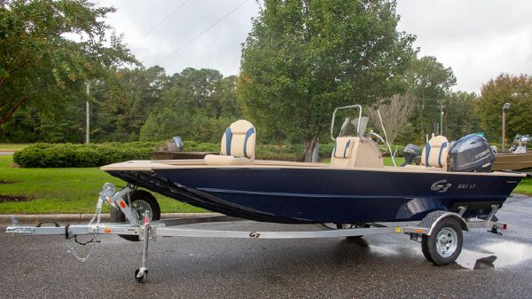 G3 Bay Boat 17