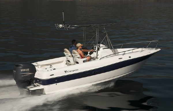 2020 Campion Explorer 20 OB CC