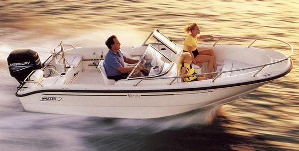 Boston Whaler 16 Ventura